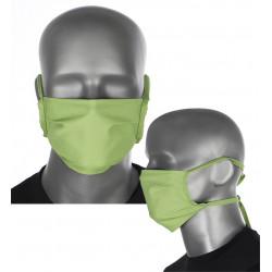 Maske zum Binden, Kochfest...